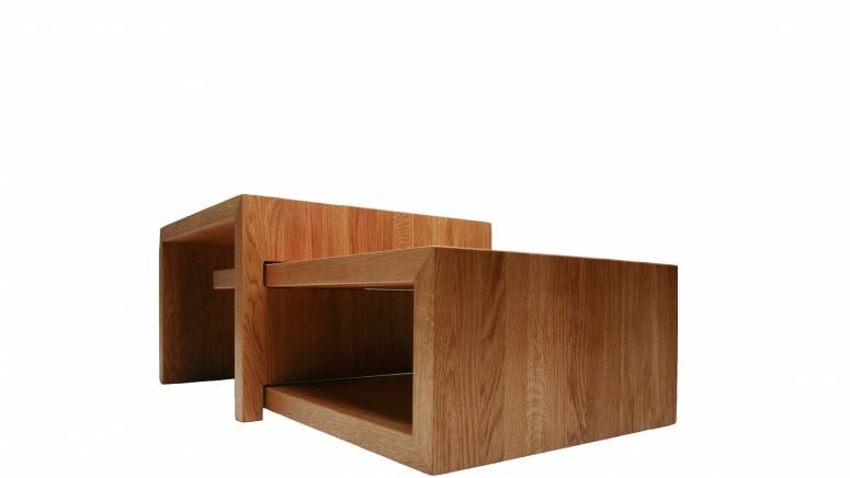 serie 385 WOOD - coffee table NDST